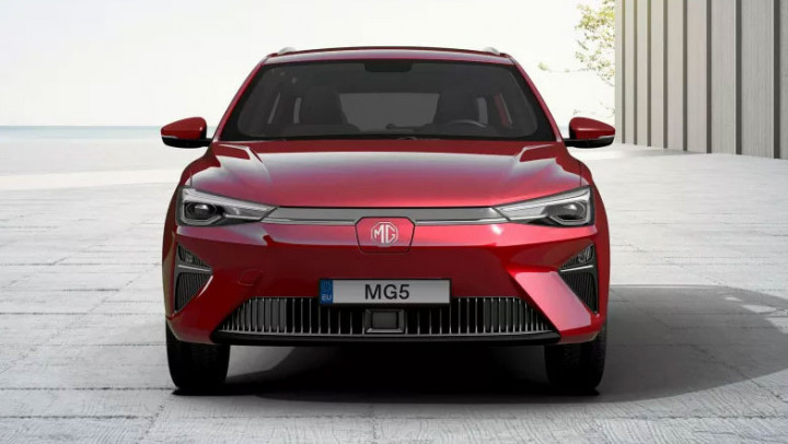 MG Electric MG5
