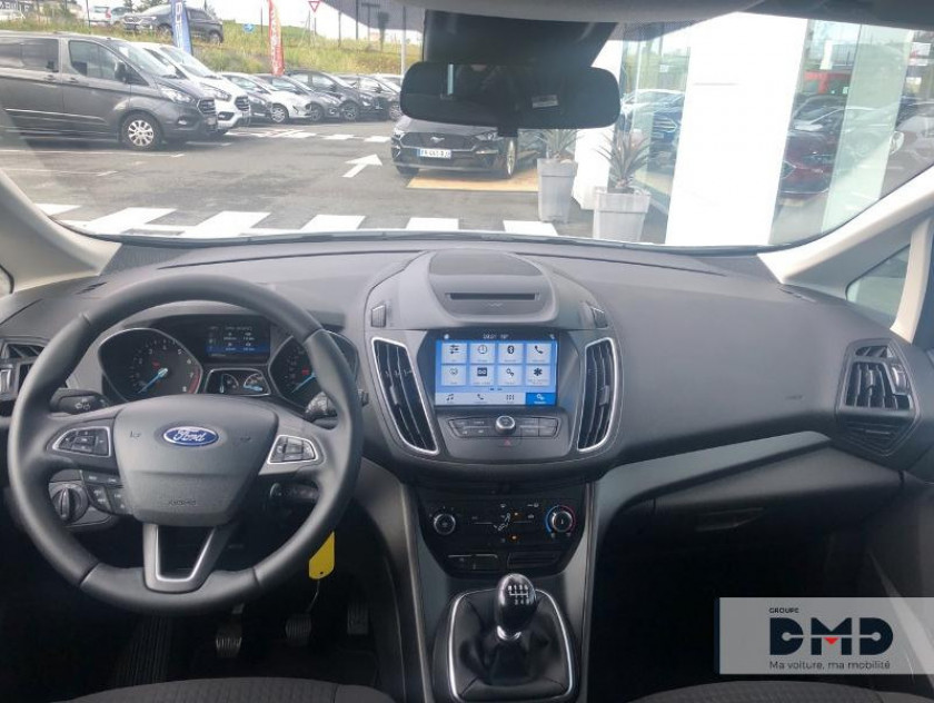 Ford C-max 1.0 Ecoboost 100ch Stop&start Trend Euro6.2 - Visuel #5