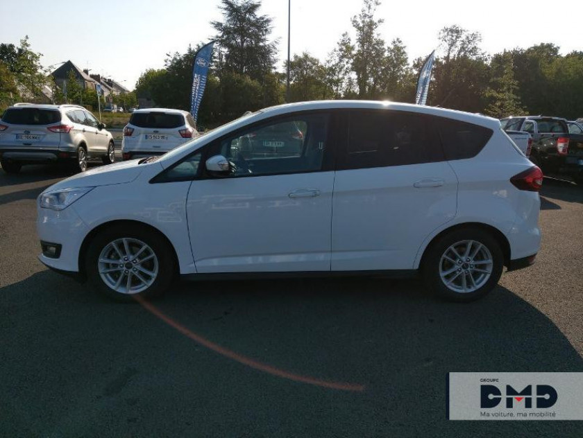 Ford C-max 1.0 Ecoboost 100ch Stop&start Trend Euro6.2 - Visuel #2