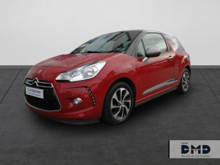 Citroen Ds3 E-hdi 90ch So Chic
