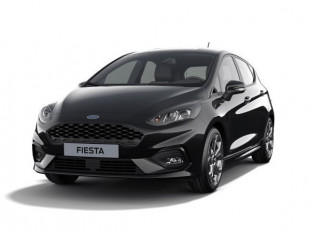 Ford Fiesta 1.0 Ecoboost 125 Ch S&s Mhev Bvm6 St-line X 5p
