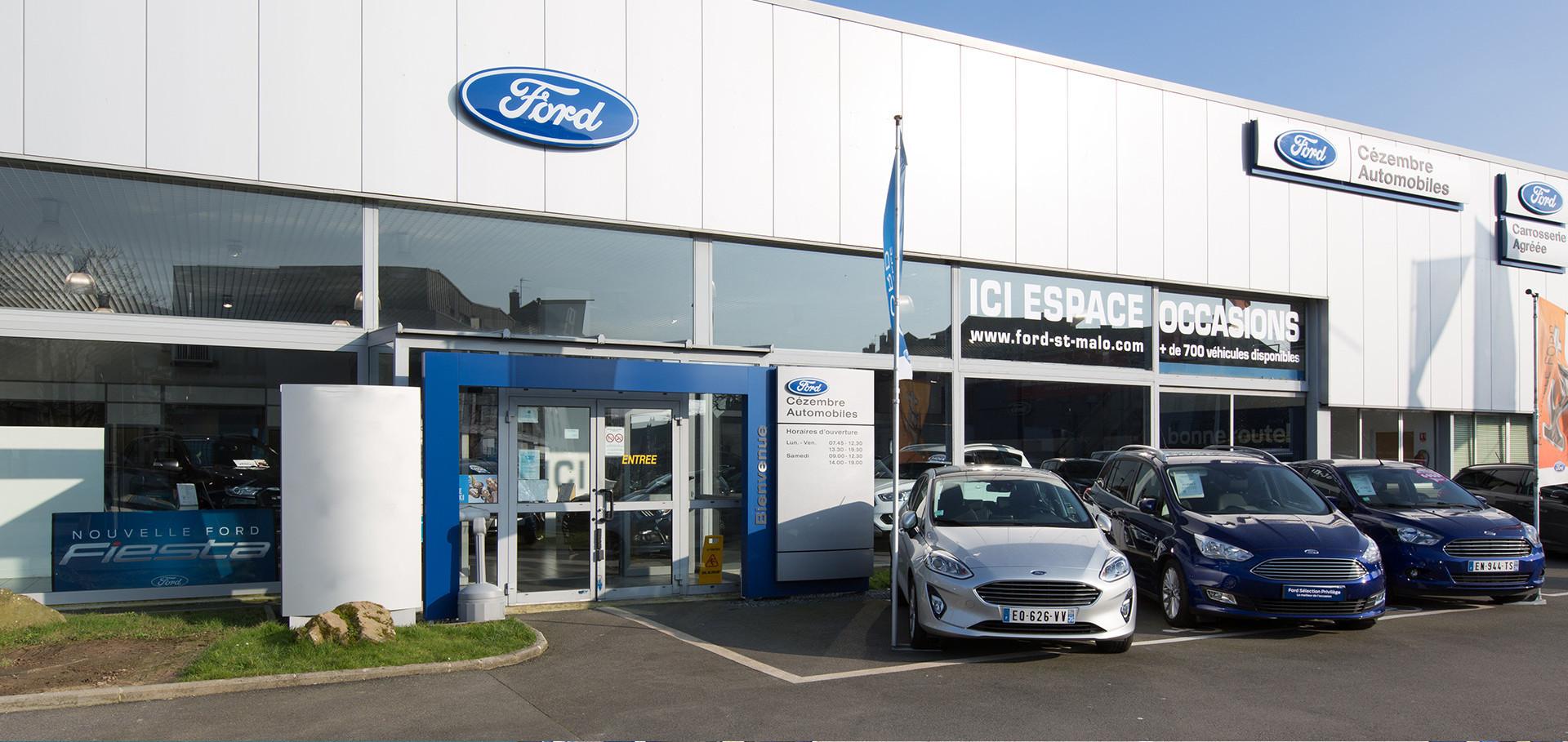 Garage Ford La Louviere Horaire