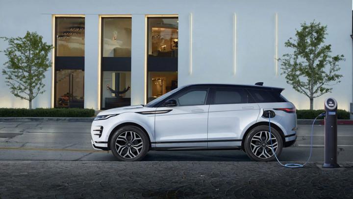 Land Rover RANGE ROVER EVOQUE Hybride Rechargeable