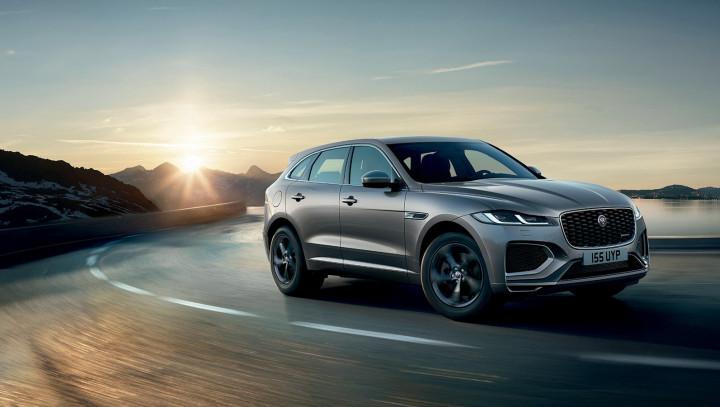 Jaguar F-PACE Hybride MHEV