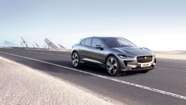 Jaguar I-PACE 100% Electrique