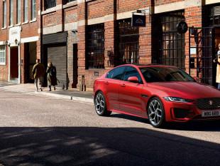 Jaguar XE Hybride MHEV