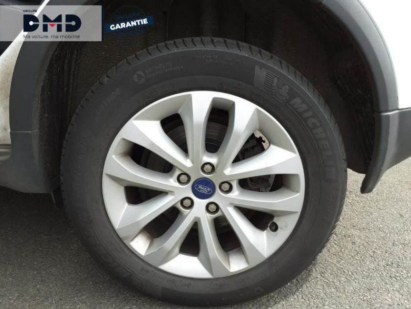 Ford Kuga 2.0 Tdci 163ch Fap Titanium 4x4 Powershift - Visuel #13