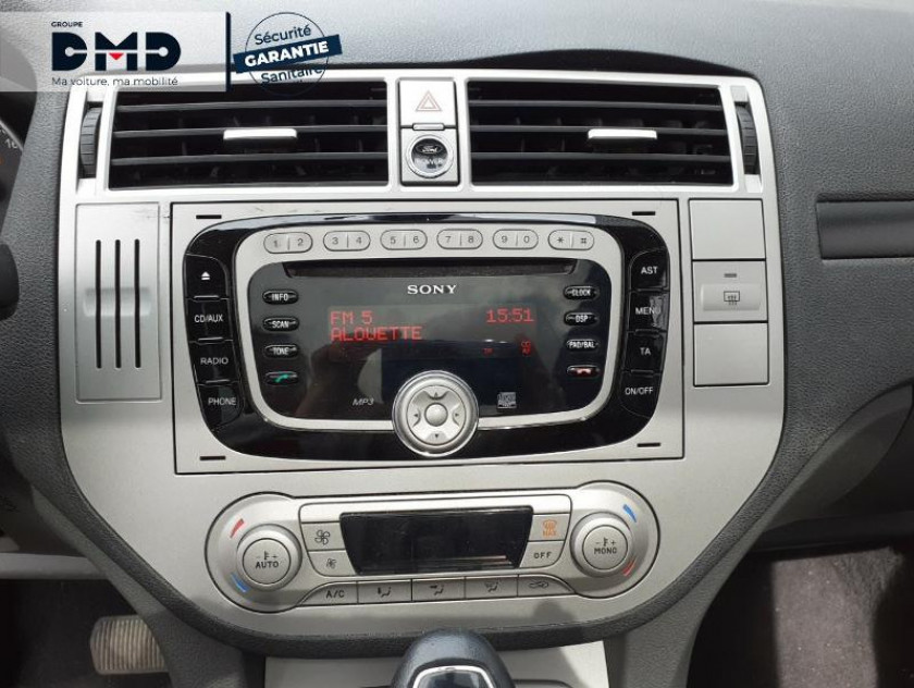 Ford Kuga 2.0 Tdci 163ch Fap Titanium 4x4 Powershift - Visuel #6