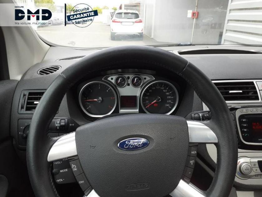 Ford Kuga 2.0 Tdci 163ch Fap Titanium 4x4 Powershift - Visuel #7