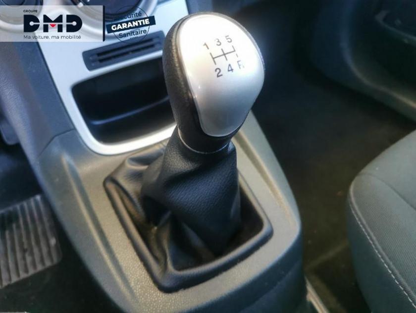Ford Fiesta 1.25 82ch Trend Pack 5p - Visuel #8