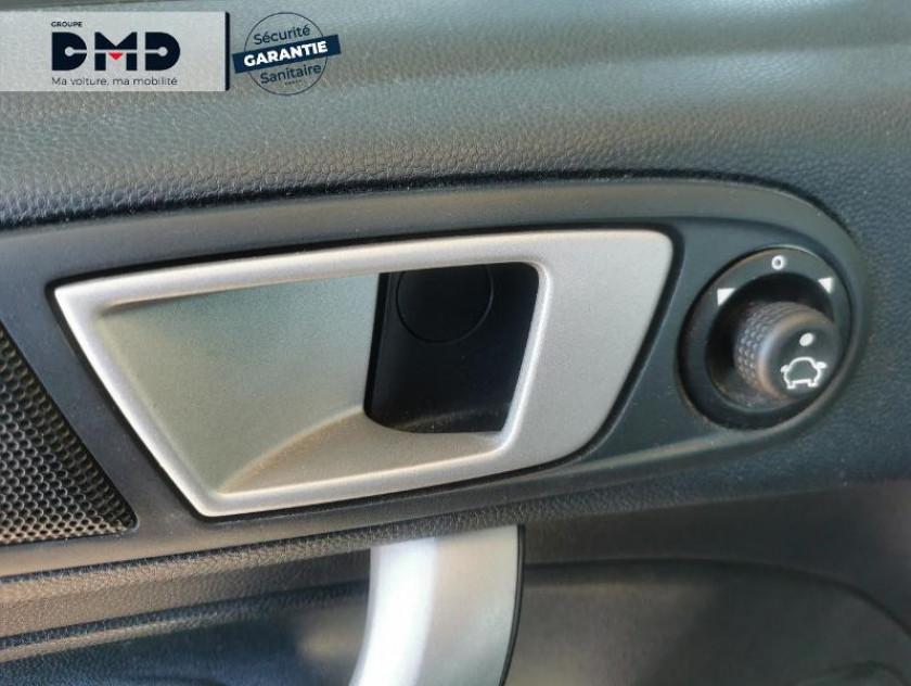 Ford Fiesta 1.25 82ch Trend Pack 5p - Visuel #15