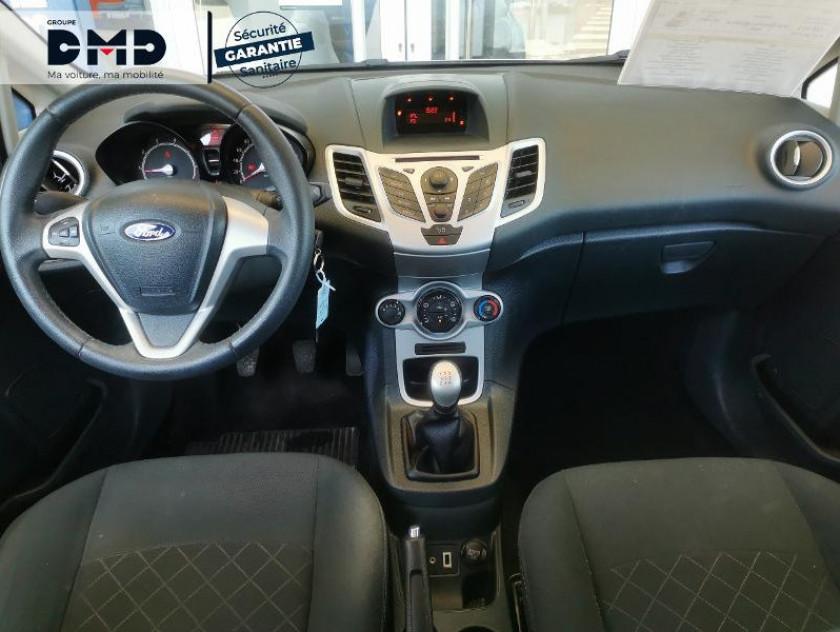 Ford Fiesta 1.25 82ch Trend Pack 5p - Visuel #5