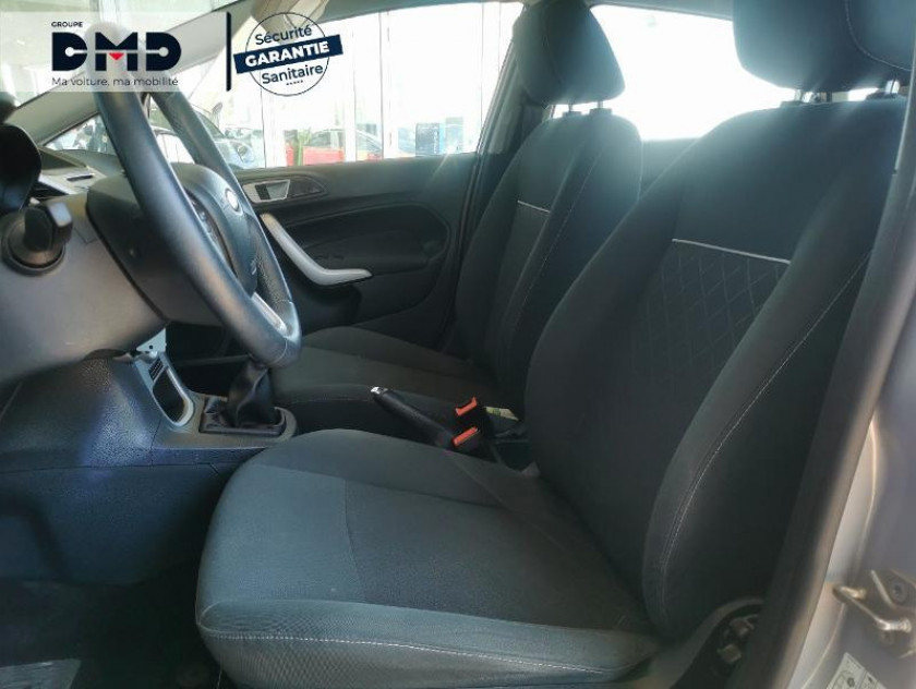 Ford Fiesta 1.25 82ch Trend Pack 5p - Visuel #9