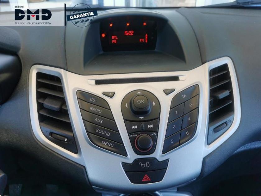 Ford Fiesta 1.25 82ch Trend Pack 5p - Visuel #6