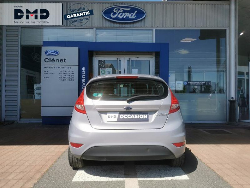 Ford Fiesta 1.25 82ch Trend Pack 5p - Visuel #11