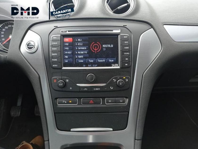 Ford Mondeo 2.0 Tdci 163ch Fap Titanium 5p - Visuel #6