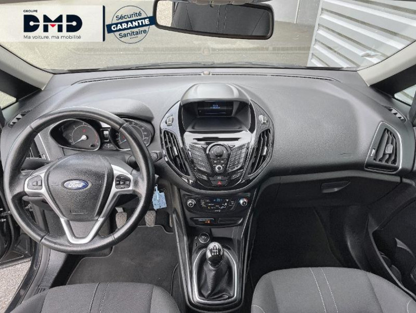 Ford B-max 1.6 Tdci 95ch Fap Titanium - Visuel #5