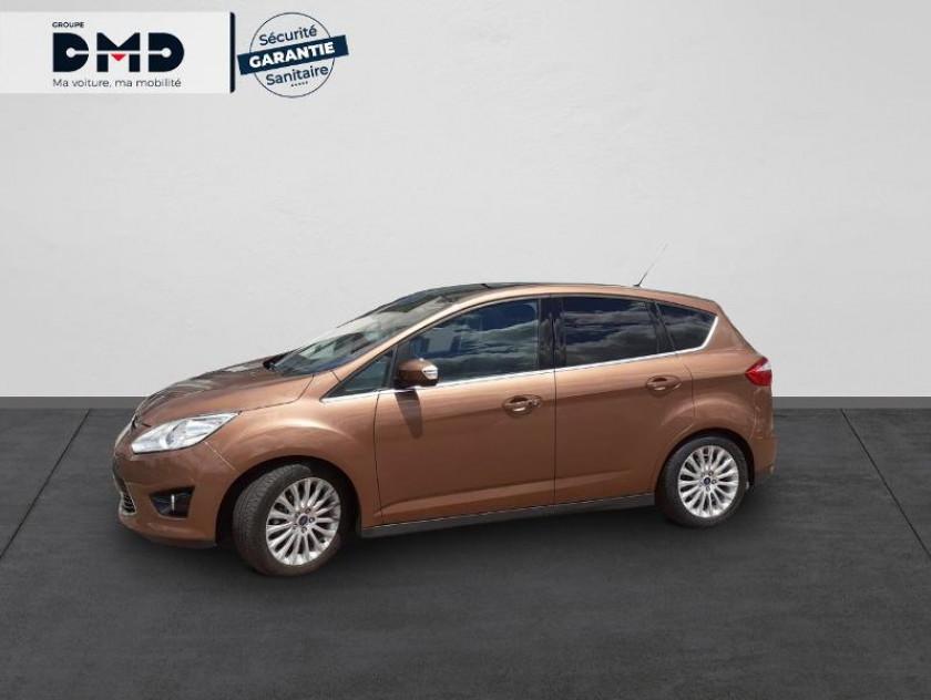 Ford C-max 1.0 Scti 125ch Ecoboost Stop&start Titanium - Visuel #1