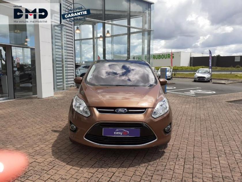 Ford C-max 1.0 Scti 125ch Ecoboost Stop&start Titanium - Visuel #4
