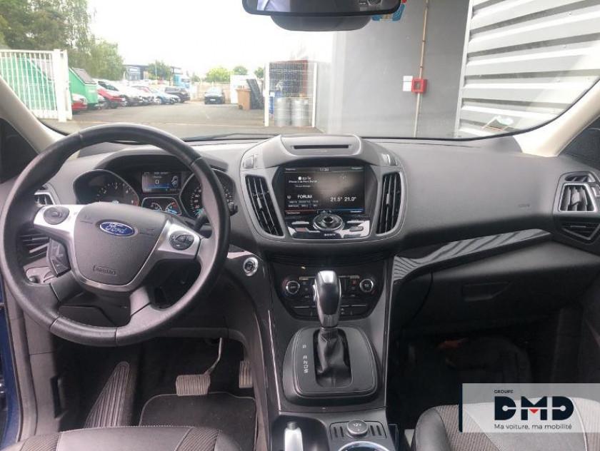 Ford Kuga 2.0 Tdci 150ch Titanium 4x4 Powershift - Visuel #6