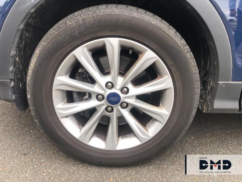 Ford Kuga 2.0 Tdci 150ch Titanium 4x4 Powershift - Visuel #12