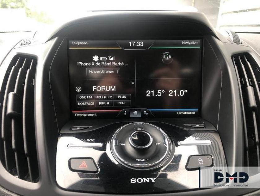 Ford Kuga 2.0 Tdci 150ch Titanium 4x4 Powershift - Visuel #10