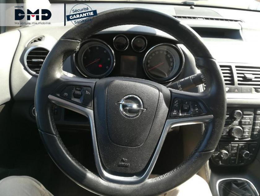 Opel Meriva 1.7 Cdti110 Fap Cosmo Pack - Visuel #7