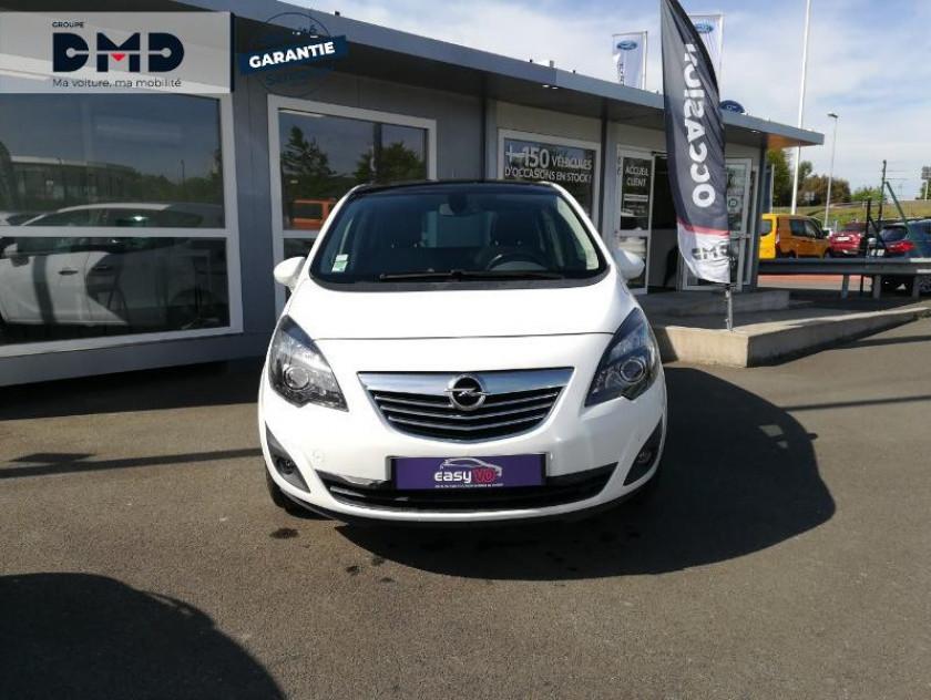 Opel Meriva 1.7 Cdti110 Fap Cosmo Pack - Visuel #4