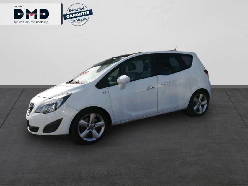 Opel Meriva 1.7 Cdti110 Fap Cosmo Pack - Visuel #1