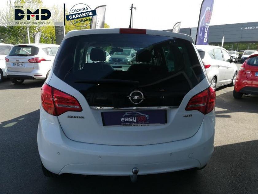 Opel Meriva 1.7 Cdti110 Fap Cosmo Pack - Visuel #11