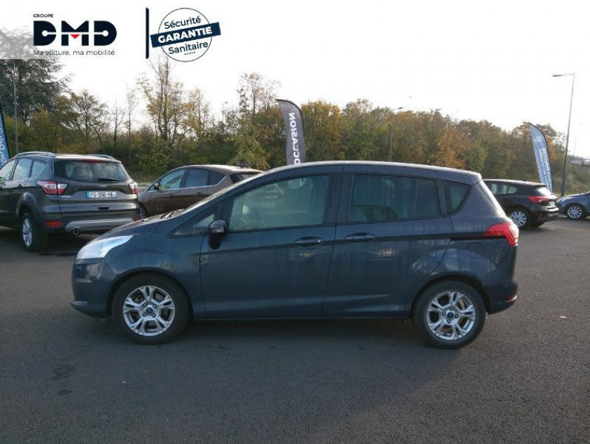 Ford B-max 1.0 Scti 100ch Ecoboost Stop&start Trend - Visuel #2