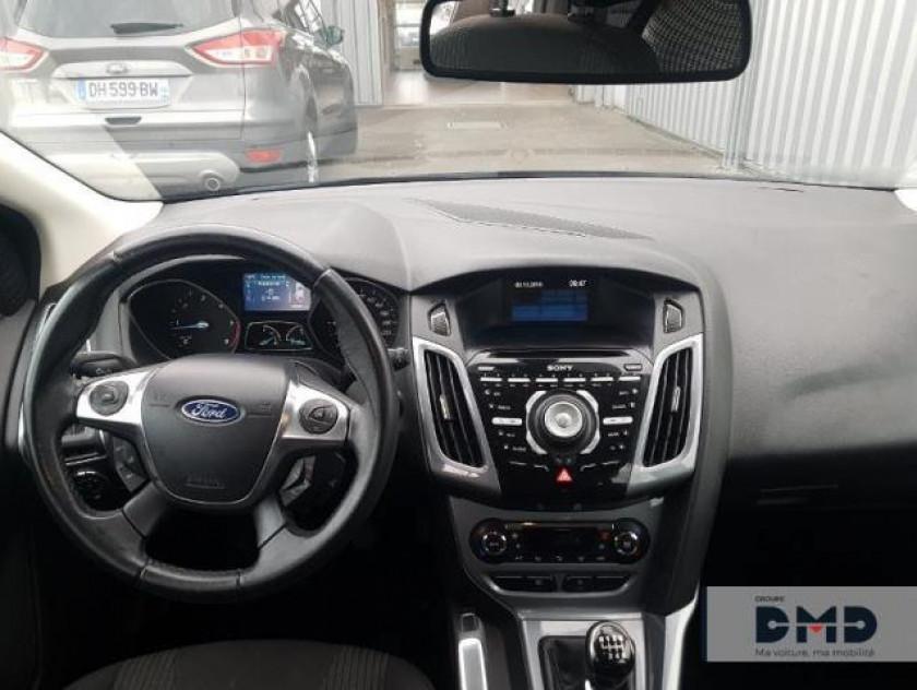 Ford Focus Sw 1.6 Tdci 115ch Fap Stop&start Titanium - Visuel #5