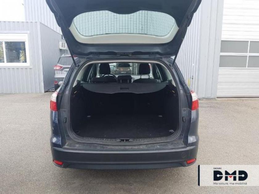 Ford Focus Sw 1.6 Tdci 115ch Fap Stop&start Titanium - Visuel #12