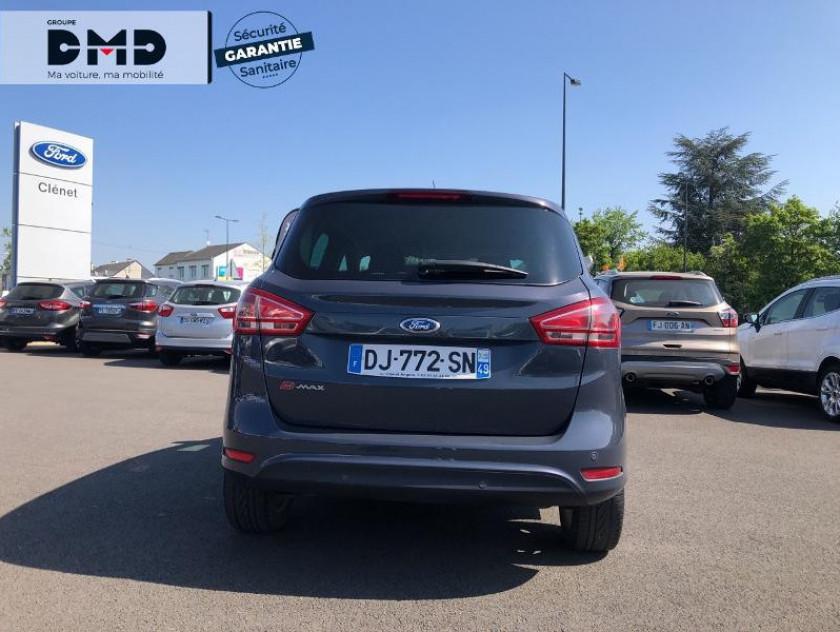 Ford B-max 1.5 Tdci 75ch Fap Edition - Visuel #11