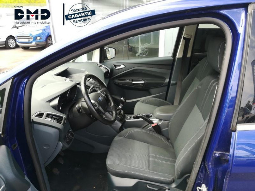 Ford C-max 1.0 Scti 125ch Ecoboost Stop&start Titanium X - Visuel #9