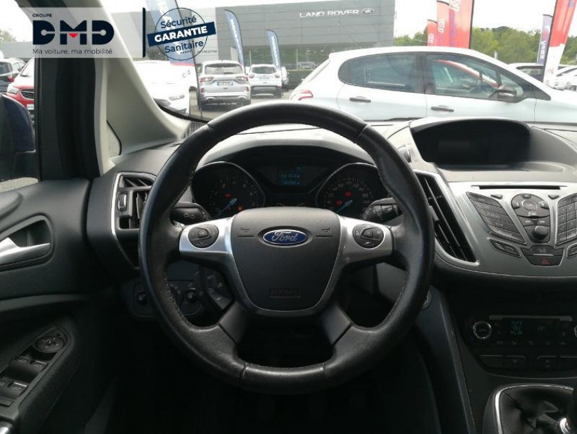 Ford C-max 1.0 Scti 125ch Ecoboost Stop&start Titanium X - Visuel #7