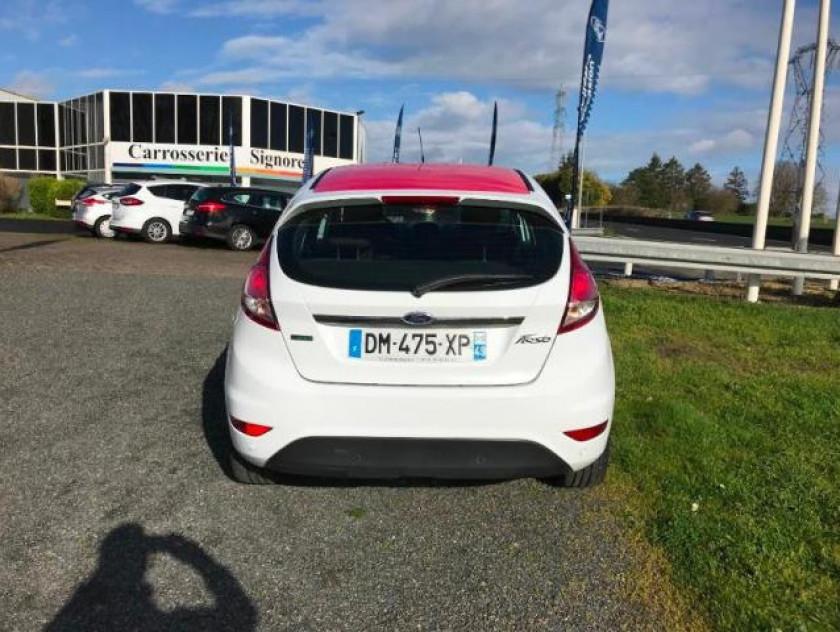 Ford Fiesta 1.0 Ecoboost 125ch Stop&start Titanium 5p - Visuel #6