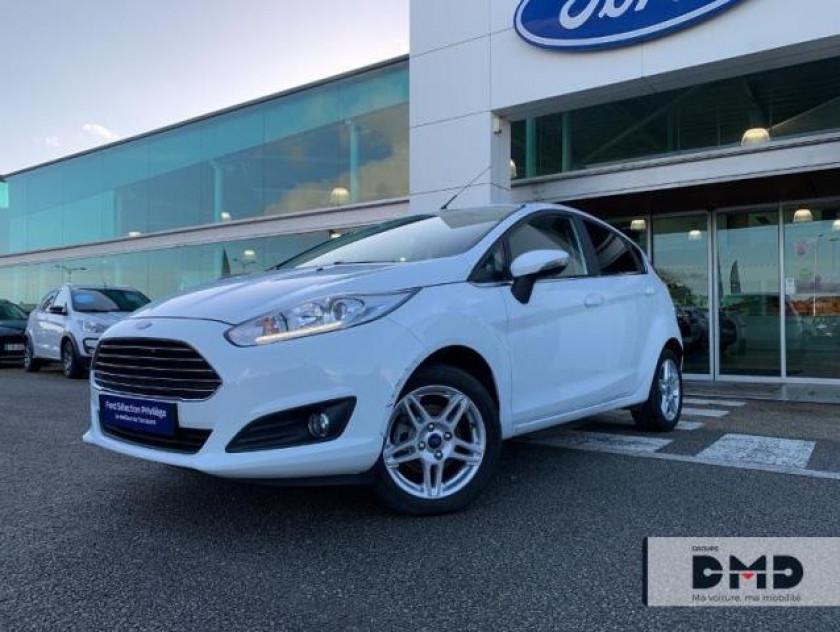 Ford Fiesta 1.0 80ch Titanium S&s 5p - Visuel #14