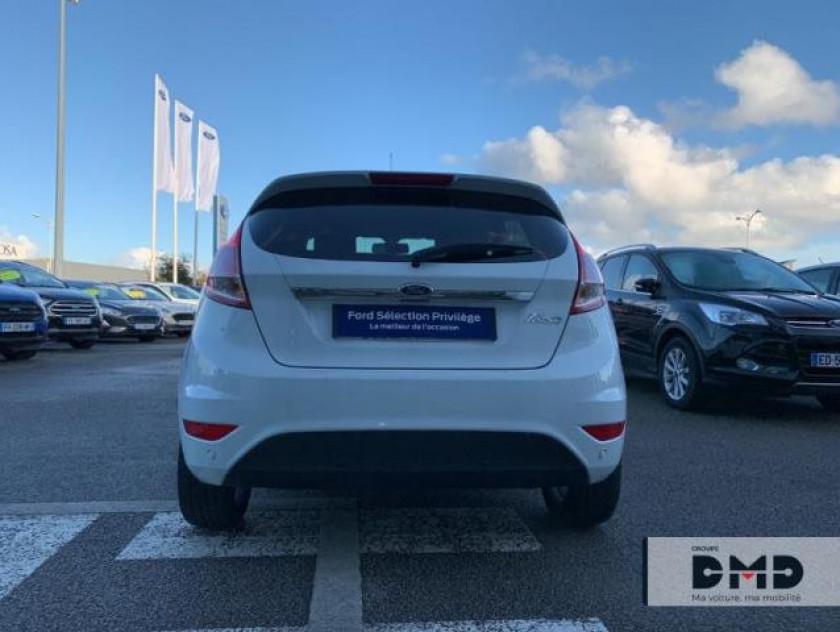 Ford Fiesta 1.0 80ch Titanium S&s 5p - Visuel #11