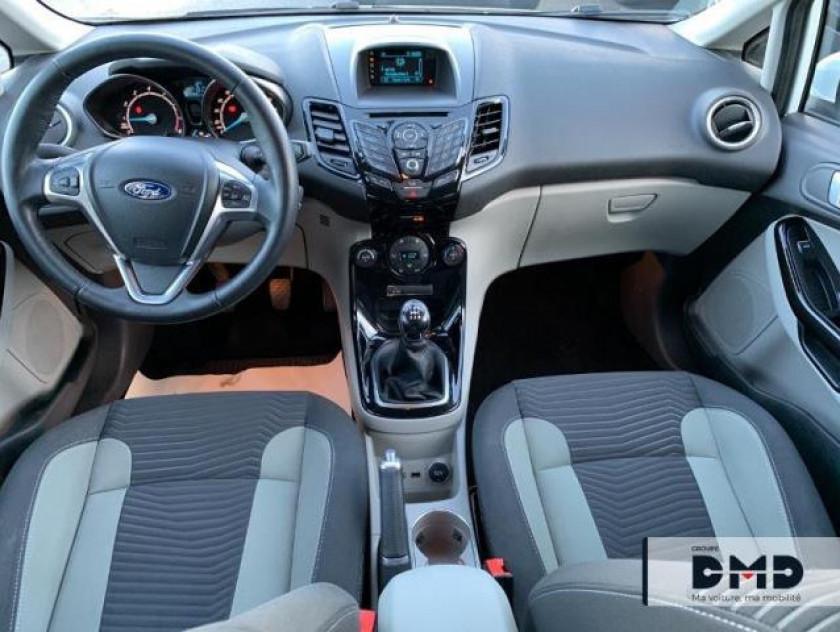 Ford Fiesta 1.0 80ch Titanium S&s 5p - Visuel #5