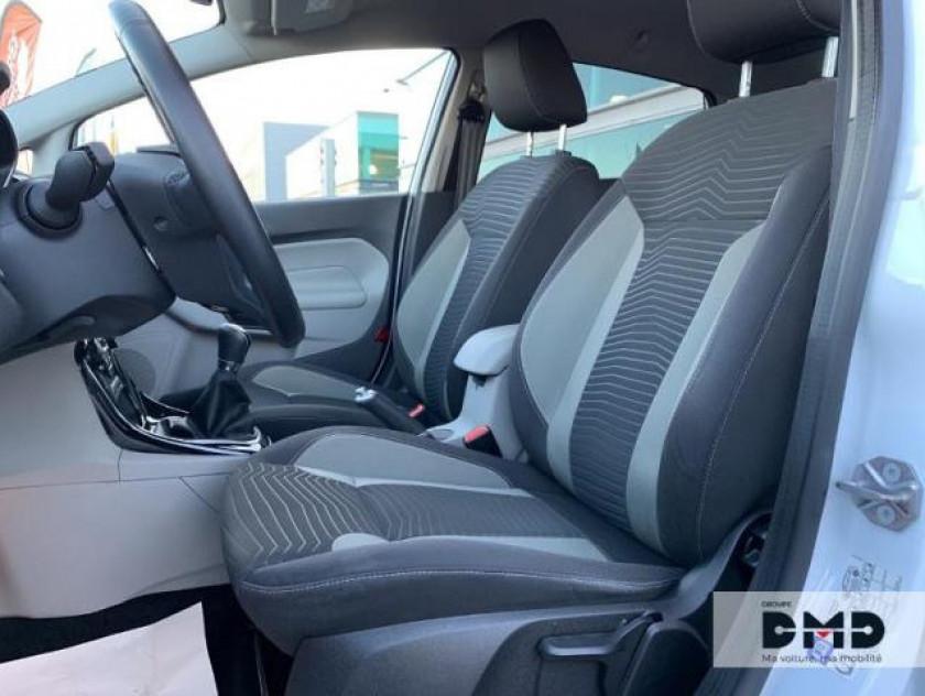 Ford Fiesta 1.0 80ch Titanium S&s 5p - Visuel #9