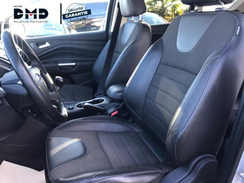 Ford Kuga 2.0 Tdci 120ch Titanium - Visuel #9