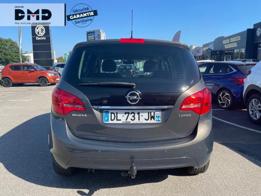 Opel Meriva 1.4 Turbo Twinport 120ch Cosmo Start/stop - Visuel #11