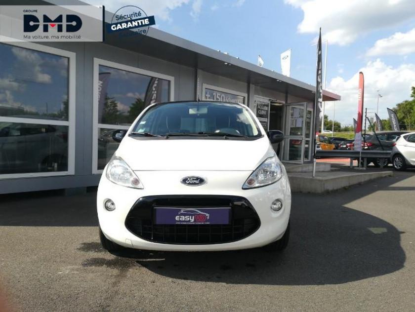 Ford Ka 1.2 69ch Stop&start White Edition - Visuel #4