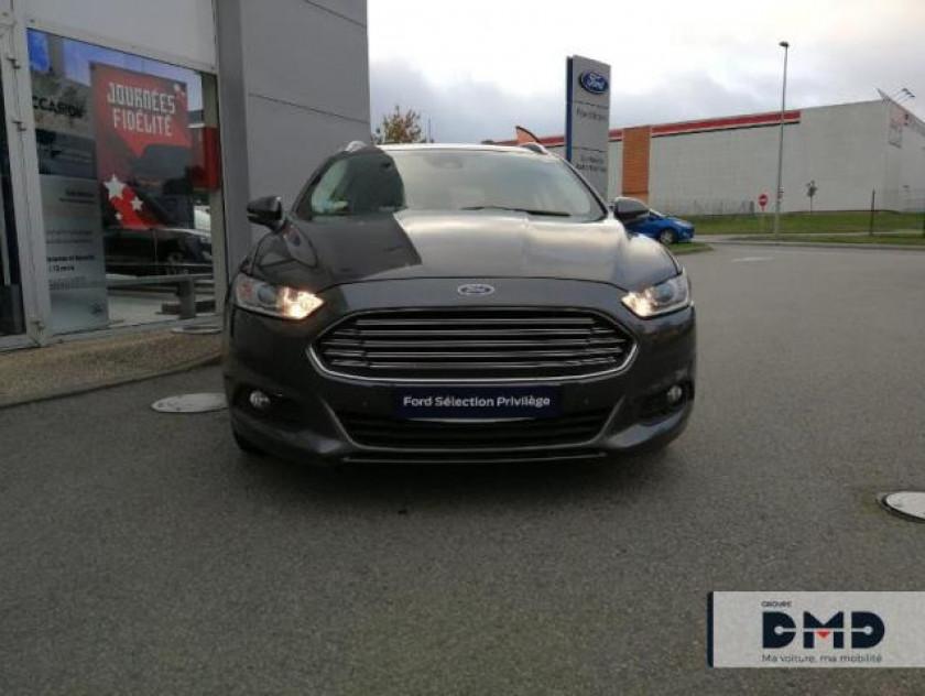 Ford Mondeo Sw 2.0 Tdci 150ch Business Nav - Visuel #4