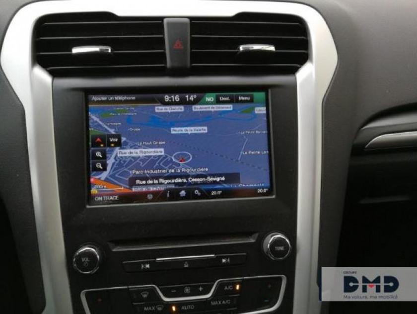 Ford Mondeo Sw 2.0 Tdci 150ch Business Nav - Visuel #6