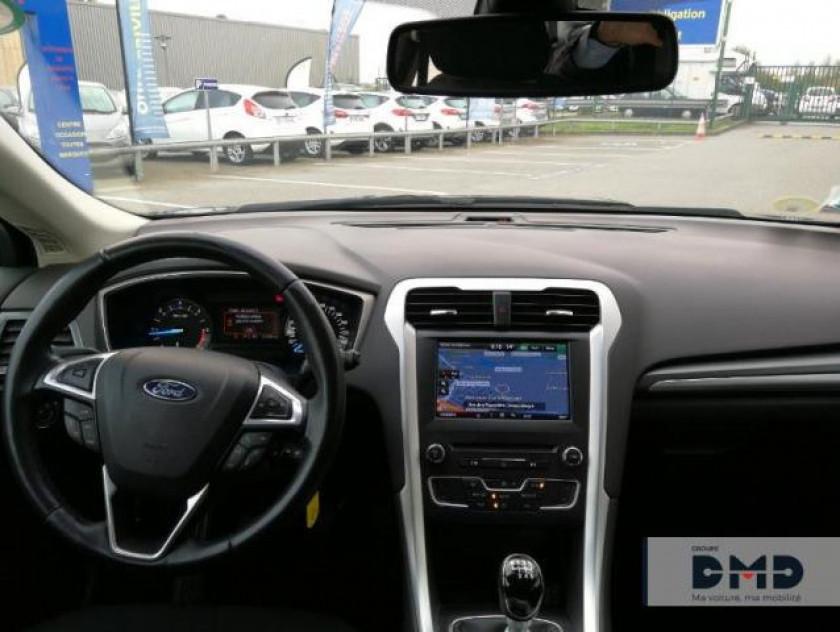 Ford Mondeo Sw 2.0 Tdci 150ch Business Nav - Visuel #5