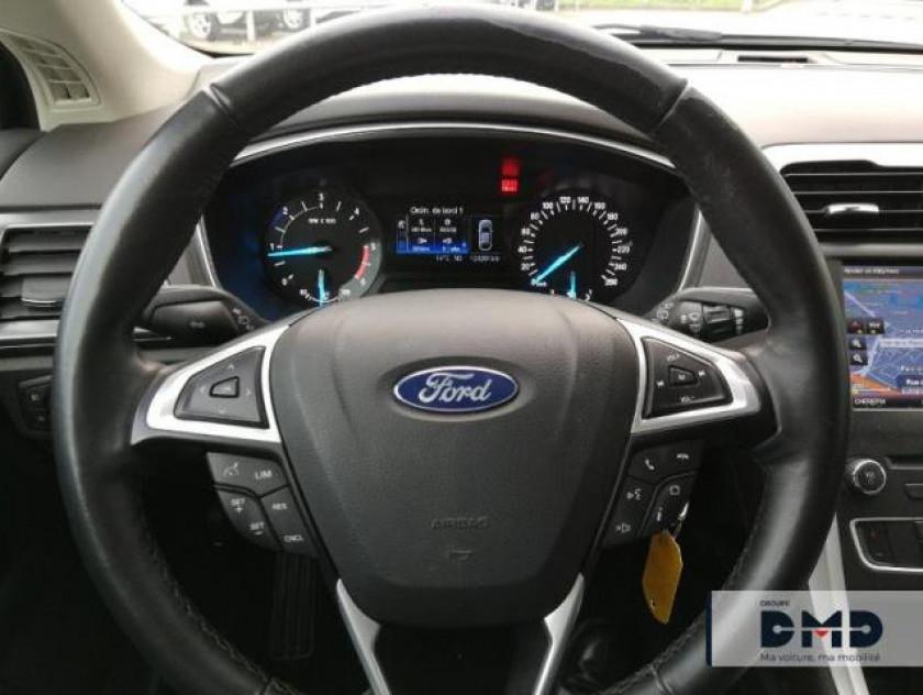 Ford Mondeo Sw 2.0 Tdci 150ch Business Nav - Visuel #7