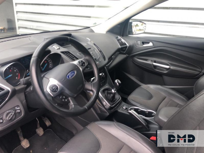 Ford Kuga 1.5 Ecoboost 150ch Stop&start Titanium - Visuel #3