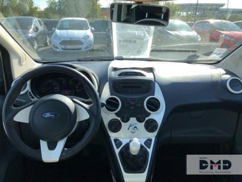 Ford Ka 1.2 69ch Stop&start White Edition - Visuel #5
